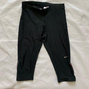 Women's Nike Fit Leggings capris Medium